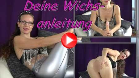 AnnikaRose-Leggings-Wichsanleitung