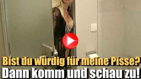 Dirtytina-wuerdig-fuer-meine-Pisse